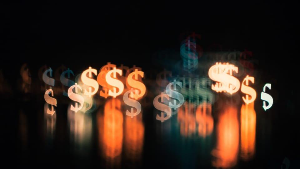 dollar-signs-black-background